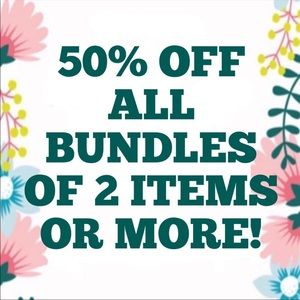 Other - 50% off Sale!